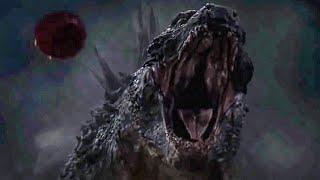 Godzilla vs MUTO ROAR! Scene - GODZILLA (2014) Movie Clip