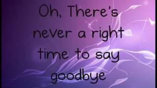 2NE1  Say Goodbye with English Lyrics