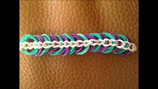 Brand New Simple to Loom Triple Link Chain Bracelet