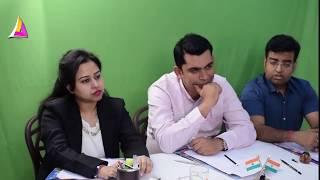 A Brilliant Candidate- MVI Mock Interview-Ronit Shabuy-Bongosikha- Saptarshi Nag