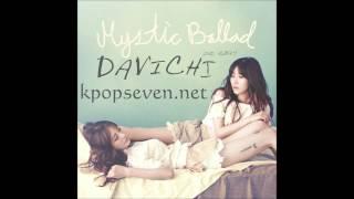 [MP3/DL] Davichi - Just The Two of Us (둘이서 한잔해) [2nd Album MYSTIC BALLAD Part.2]