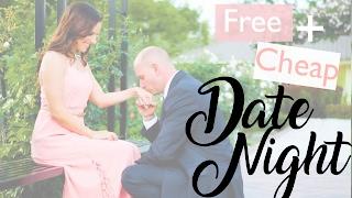 FUN + ROMANTIC Inexpensive Date Ideas   Free Date Ideas!