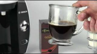 Tassimo Americano - Using Tassimo Coffee Maker