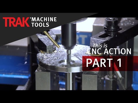 Helical Tool Path | CNC Machining Action | Episode 1