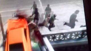 preview picture of video 'GTA 4 wariat i pijak ! od przewoda ?'