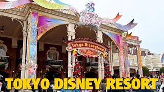 Tokyo Disneyland, Tokyo Disney Sea & Disney Ambassador Hotel | 12 Hour Marathon Show