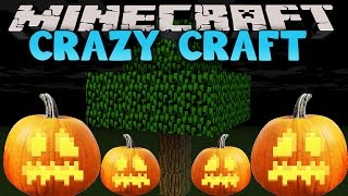 Minecraft Mods - CRAZY CRAFT 2.0 - Ep # 160 'PUMPKIN PATCH'!
