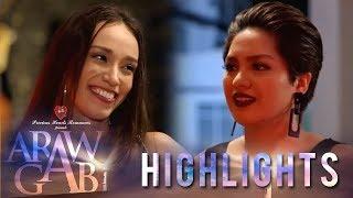 [ABSCBN]  PHR Presents Araw Gabi: Ang simula ng pagkakaibigan nina Amber at Tanya | EP 38