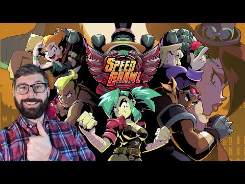 Speed Brawl Review: Punching pit stops video thumbnail