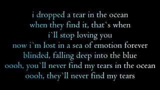 Jay Sean Tears in the Ocean Candle Light Mix Lyrics HD