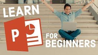Microsoft PowerPoint Tutorial - Beginners Level 1