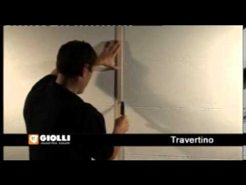 TRAVERTINO by GIOLLI (ITA)