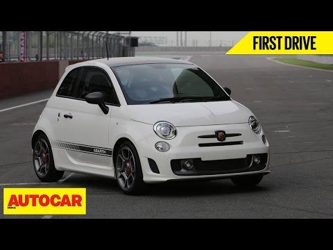 Fiat Abarth 595 Competizione | First Drive | Autocar India