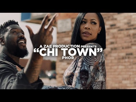 Phor - Chi Town (Official Music Video)Shot By @AZaeProduction