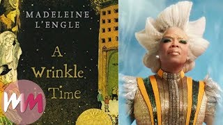 Top 10 Differences Between A Wrinkle in Time Book & Movie - dooclip.me