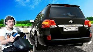 КУПИЛИ ДЕДУ НОВУЮ МАШИНУ - RP в CITY CAR DRIVING + РУЛЬ