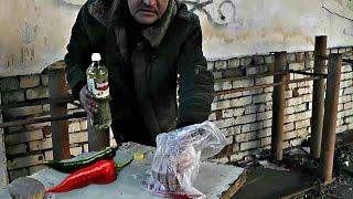 На Что Готов Мужик Ради 300 Рублей | Литр Подсолнечного Масла + Перчик Чили