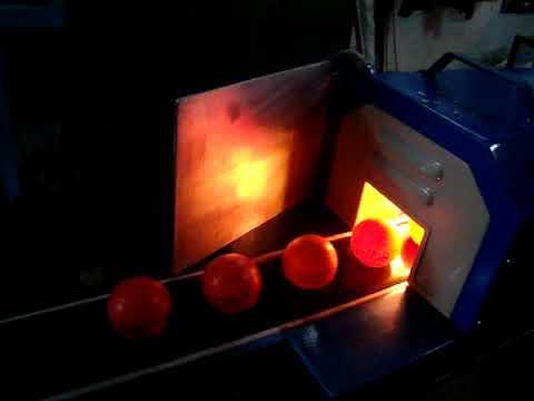 Ice Cream Ball Printing Machine