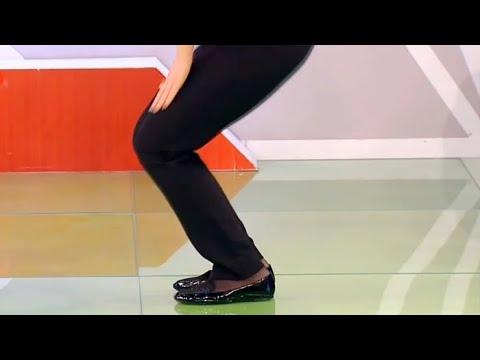 Упражнение от боли в голеностопном суставе