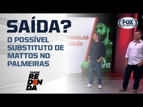 O POSSÍVEL SUBSTITUTO DE MATTOS NO PALMEIRAS