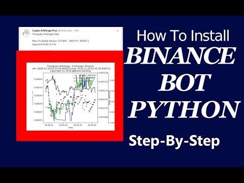 eine broker-krypto python crypto trading bot tutorial