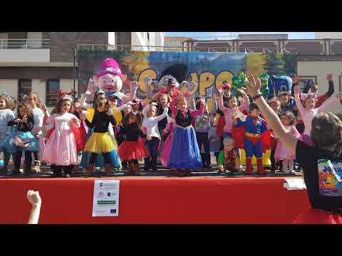 Un carnaval de Comercio Local