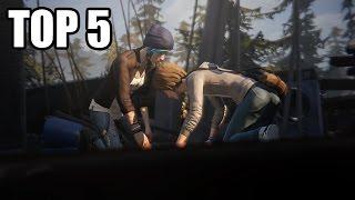 Mých TOP 5 - Nejsmutnějších momentů ve hrách