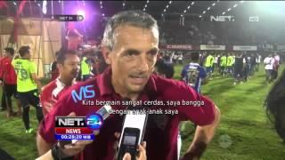 Tekuk Persib Arema Cronus Juara Bali Island  NET24