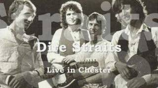 Dire Straits - In the gallery [Chester -78]