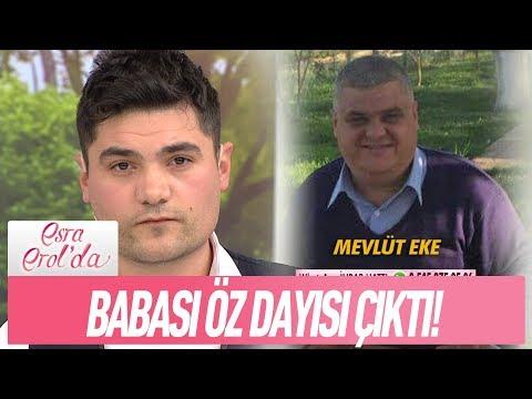 Hasan Can'ın babası öz dayısı çıktı! - Esra Erol'da 21 Şubat 2018