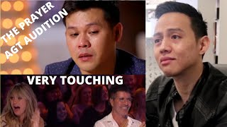"""WOW! Marcelito Pomoy Sings """"The Prayer"""" With DUAL VOICES! - America's Got Talent: The Champions"""