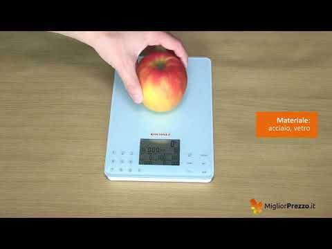 Bilancia da cucina Soehnle 66130 Video Recensione