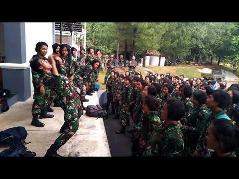 Yel yel korps wanita angkatan darat (KOWAD) ,  TNI AD