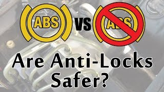 ABS vs. No ABS - Are Antilock Brakes keeping you safe?