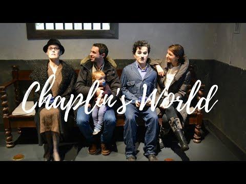 Lausanne, Vevey & Chaplin's Word - Nuestra vida en SUIZA | Tres Españoles por el Mundo