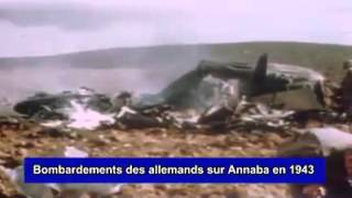preview picture of video 'bombardements des allemands sur annaba en 1943'