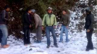 preview picture of video 'simbhanjyang trip with annfsu friend 2069'