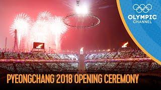 PyeongChang 2018 Opening Ceremony | PyeongChang 2018 Replays