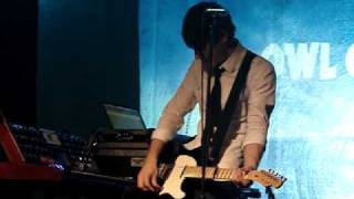 LIVE: Owl City - The Technicolor Phase @ Rocketown