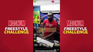 Magnum Freestyle Challenge ft. Jahllano - May 3, 2020