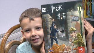 Teil 2: Mr. Jack gameplay und Fazit von Elias (Hurrican) - ab 9 Jahre