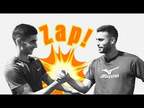 Round 1: Víctor Camarasa vs Ferran Torres   Reto de Toques