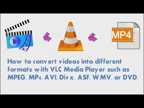 DOWNLOAD: How to Convert Videos using vlc media player