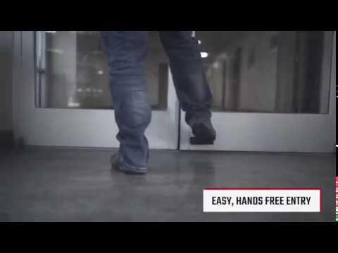 Door Pedal Germ Free