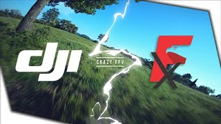 ULTIMATE COMBO DJI & FALCOX ???? [CREW06] ???? °=CrAzY-FPV=°