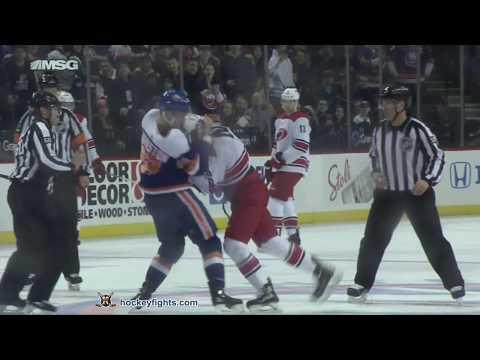 Ross Johnston vs. Trevor Carrick