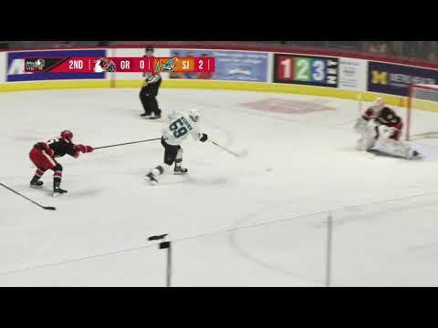 Barracuda vs. Griffins | Jan. 25, 2019