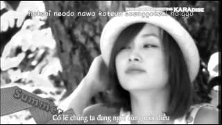[Vietsub - kara][MV/HD] Lonely - KARA