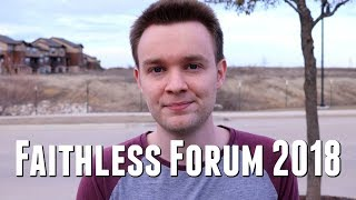 Faithless Forum Announcement