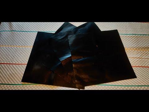 Banggood Honana 4PCS Kitchen Reusable Aluminum Foil Protector Mat Pad